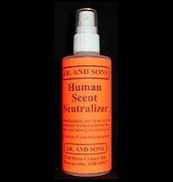 Human Scent Neutralizer