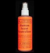 Human Scent Neutralizer