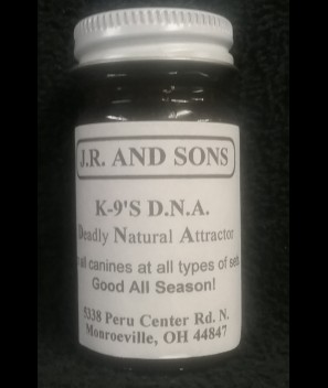 K9's D.N.A. (Deadly Natural Attractor)